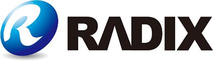 ラディックス株式会社 ロゴ