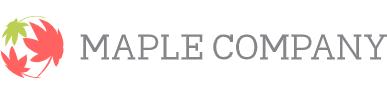 メイプルカンパニー ロゴ