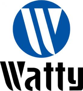 ワッティー株式会社ロゴ