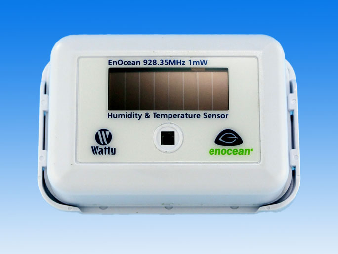 ワイヤレス温湿度センサー