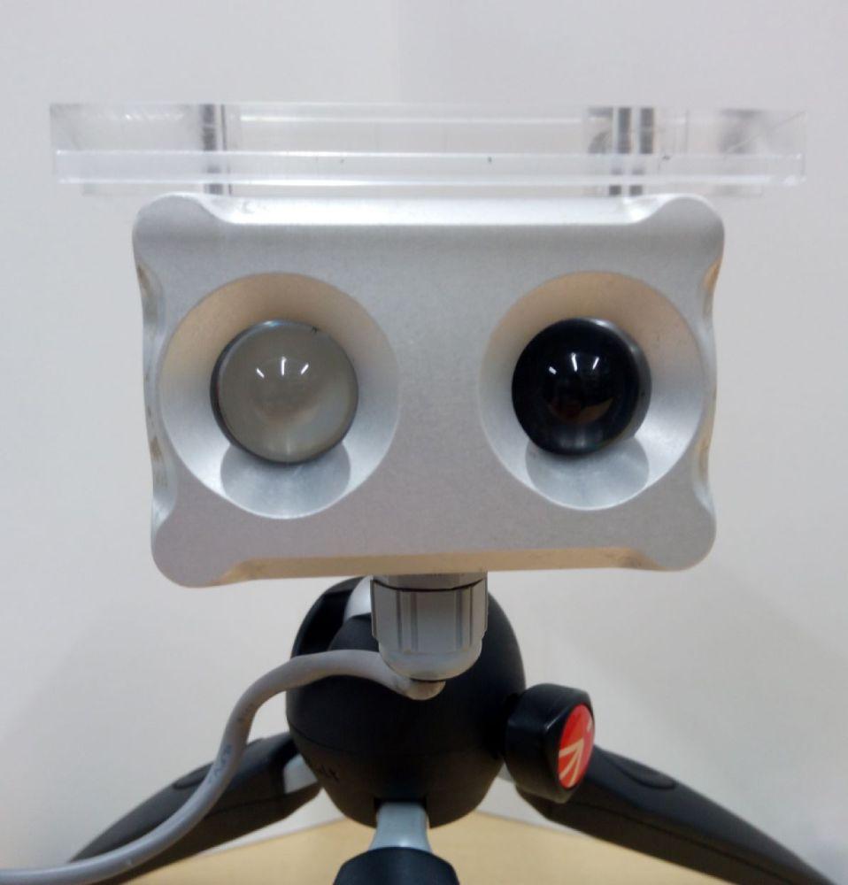 超小型視程計